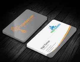 #76 untuk Business card design oleh Srabon55014
