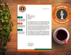 #52 untuk Design a Logo, Letterhead and Business Card oleh SheikhRozob