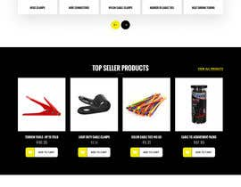 #21 for Redesign an Ecommerce Website Homepage by zaxsol