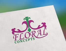 #139 para Floral Shop Business Logo Design por Robiul017