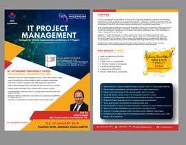 Nro 60 kilpailuun PDF Brochure New Design käyttäjältä noorulaminnoor