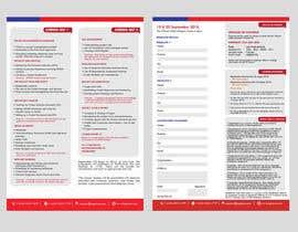 Nro 67 kilpailuun PDF Brochure New Design käyttäjältä noorulaminnoor