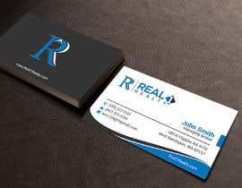 #97 for Business Card for a Real Estate Company av BikashBapon