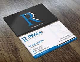 #426 for Business Card for a Real Estate Company av sabbir2018