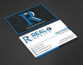 #100 for Business Card for a Real Estate Company av lipiakter7896
