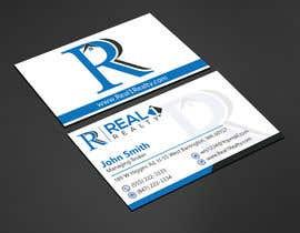 #608 for Business Card for a Real Estate Company av lipiakter7896