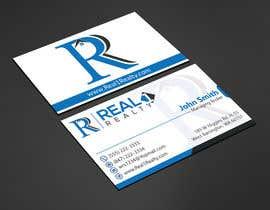#609 for Business Card for a Real Estate Company av lipiakter7896