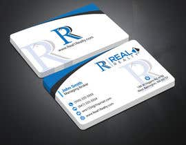 #499 for Business Card for a Real Estate Company av NHRashed