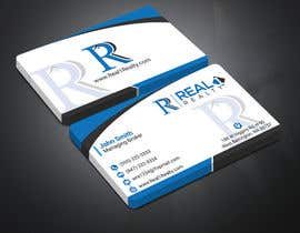 #500 for Business Card for a Real Estate Company av NHRashed