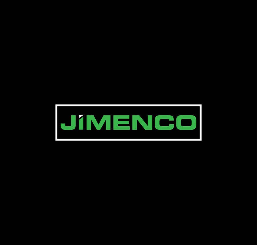 Proposition n°8 du concours Logo For a Real estate and agriculture Company in Black and Green. JIMENCO