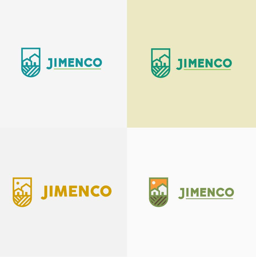 Proposition n°150 du concours Logo For a Real estate and agriculture Company in Black and Green. JIMENCO