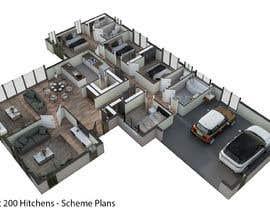 #28 for 3D Render of Floor plan by muhammet45