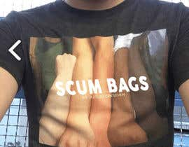 """#5 para Add Social Misfitz to the president image. Delete """"We are all scum bags on second image"""" Add """"Scum Bags"""" por fiq5a69f88015841"""