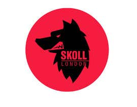 #35 für I need to make the wolf better and also to add Skoll London to the wolf. I want the badge to still be circle and to have my business name within the logo and not at the bottom like I currently do. von Bra1nd3ad