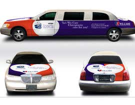 homgraftgi tarafından design a car wrap for a limousine için no 8