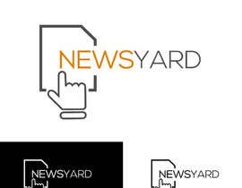 #27 для Logo and App Icon design Competition for a NEWS app called NEWSYARD от learningspace24