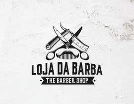 #199 for Barbershop logo by dezy9ner