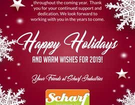 #6 untuk Create a Holiday Postcard / Letter oleh melpat