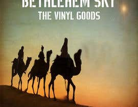 #28 for Design cover artwork for original Christmas song - Bethlehem Sky af graphictionaryy