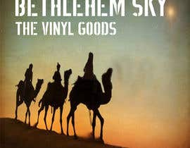 #43 untuk Design cover artwork for original Christmas song - Bethlehem Sky oleh graphictionaryy