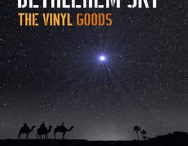 #50 untuk Design cover artwork for original Christmas song - Bethlehem Sky oleh graphictionaryy