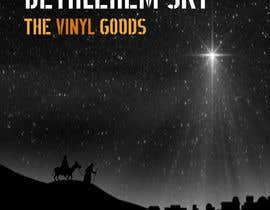 #55 untuk Design cover artwork for original Christmas song - Bethlehem Sky oleh graphictionaryy