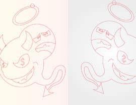 Nro 17 kilpailuun Graphic Design for Character käyttäjältä SMariful