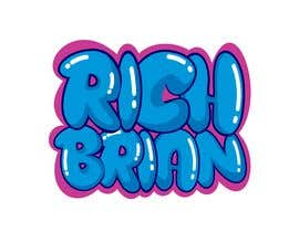 "#177 for ""RICH BRIAN"" custom style logo by Jasmmin"