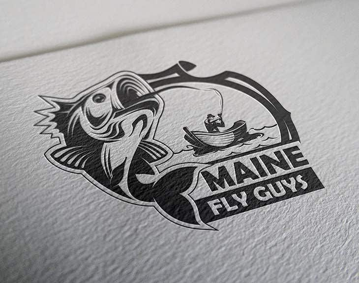 Proposition n°56 du concours Fly Fishing Store