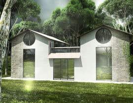 #3 para Benson House - artistic rendering de behzadfreelancer