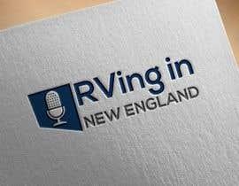 "#113 for New logo for ""RVing in New England"" af mda931750"
