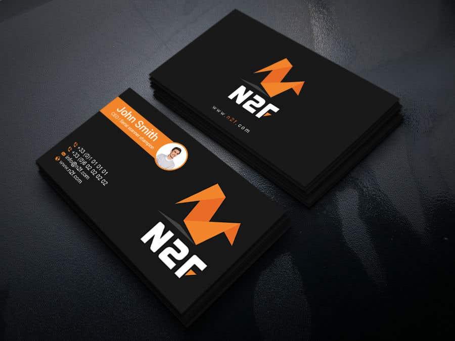 Design Business Card Carte De Visite