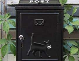 #27 for Graphic design on Letter Box / Mail Box by opillusionist