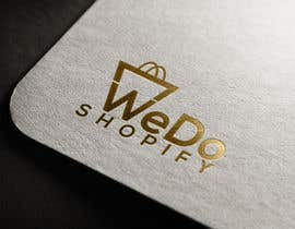 isratjahaneity20님에 의한 Need a logo for a consulting website called WeDoShopify을(를) 위한 #332