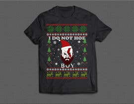 #34 for Christmas T-shirt design for Amazon Merch. by maan456