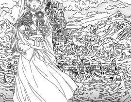 #4 for Comic book (anime) style drawings of locations in a novel by berragzakariae