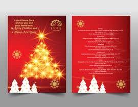 #19 for Design a bespoke Christmas Card af MOMODart