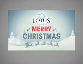 #28 for Design a bespoke Christmas Card af GraphicsView