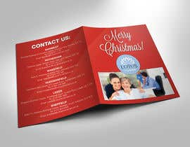 #29 for Design a bespoke Christmas Card af GraphicsView