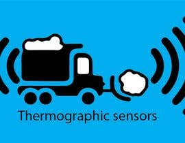 #4 for Illustration - Thermographic sensors for people af jarif07