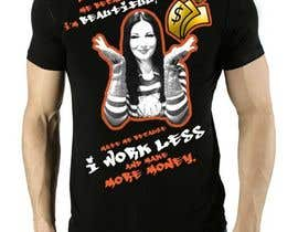 Nro 25 kilpailuun Design a T-Shirt for DTF in China käyttäjältä AlenaPolyah