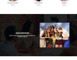Nro 44 kilpailuun Website Design for Social Media Agency käyttäjältä webdesign4u2004