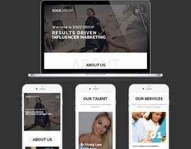 #47 for Website Design for Social Media Agency af AustralDesign