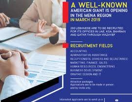 #10 untuk Prepare 2 facebook posts for recruitment agency oleh mozala84