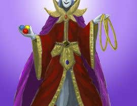 #39 for The Jester King,  robes and masks by zoroshin