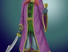 #51 for The Jester King,  robes and masks by zoroshin