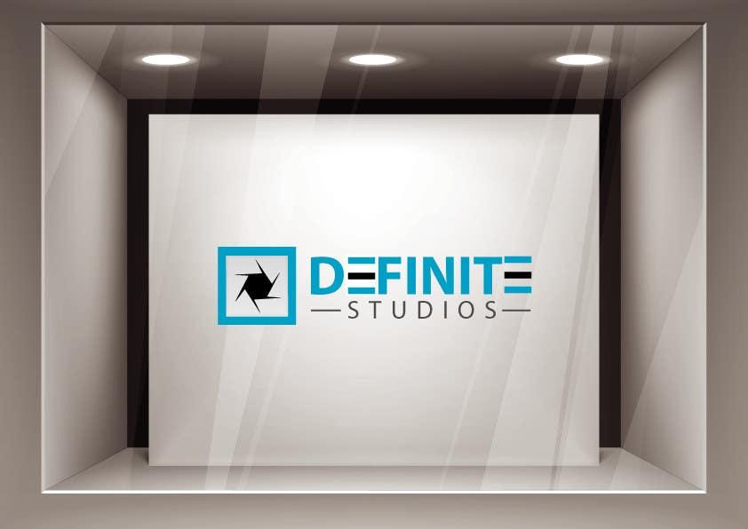 #20 for Logo Design for Definite Studios by sultandesign