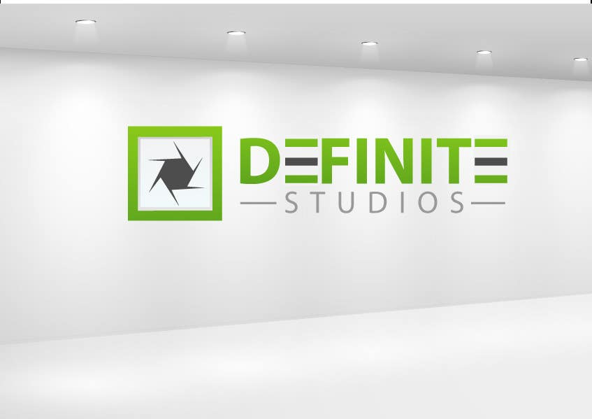 #23 for Logo Design for Definite Studios by sultandesign