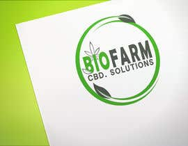 #79 for Design a Logo - BioFarm Hemp Solutions by ingpedrodiaz