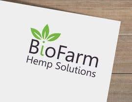 #61 for Design a Logo - BioFarm Hemp Solutions by nasiruddin006